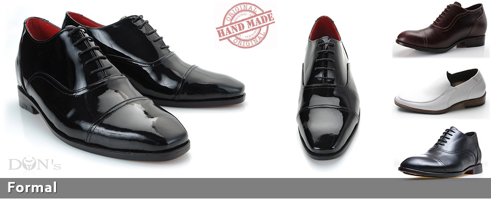 Formal Elevator Shoes for Men